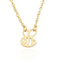 Cute Bee Necklace