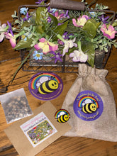 Rainbow for the Bees Gift Pack - Help Save the Bees and Brighten our Lives!