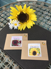 'Like a Sunflower' Feel Good Gift Bag - Brighten your Garden and Lift your Spirits!