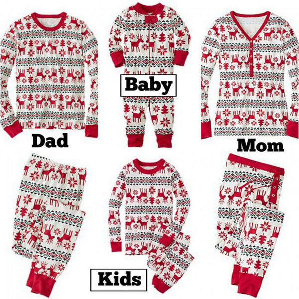 Reindeer Matching Family Outfit