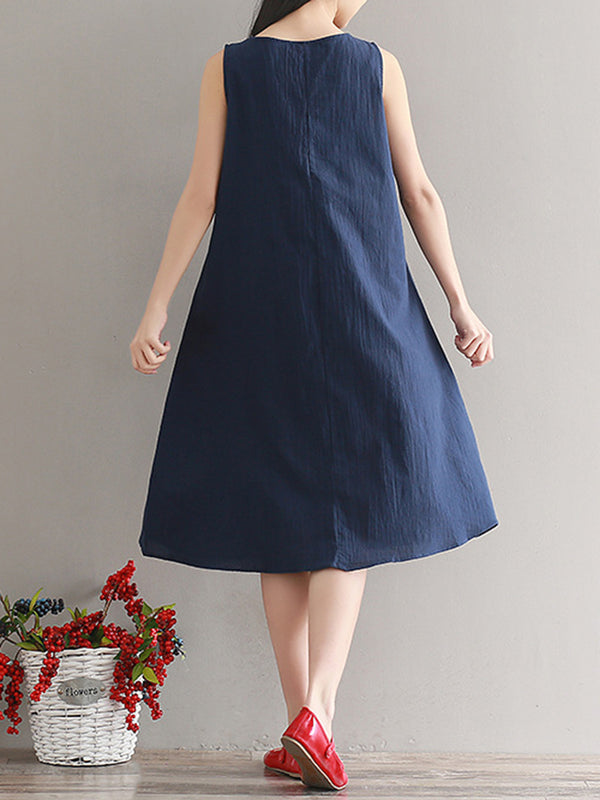 Dress - Shift Casual Women Dress