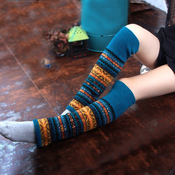 Christmas Casual Tribal Underwear & Socks