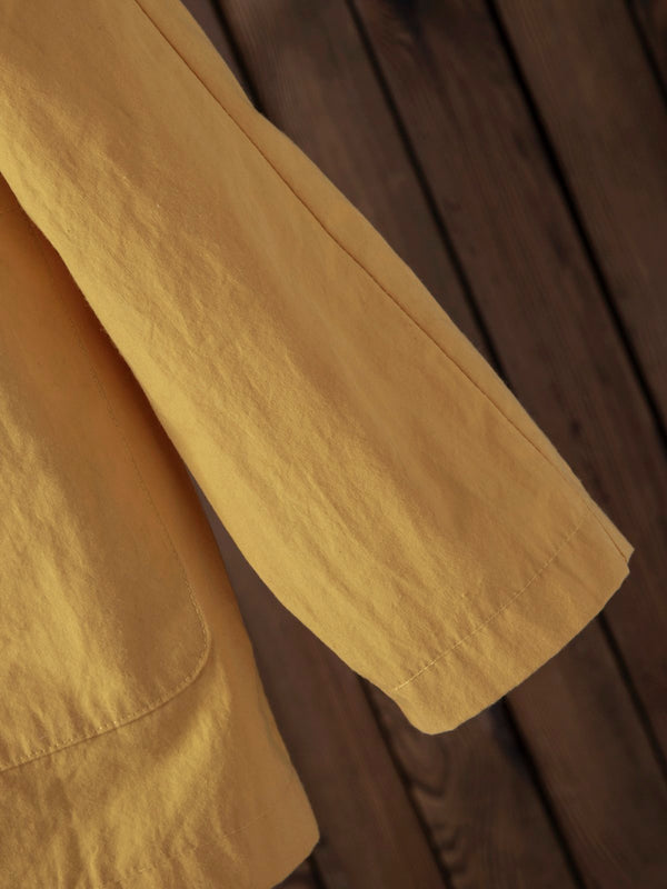 Yellow Outerwear