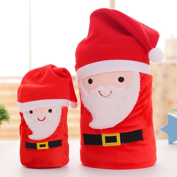 Christmas gift idea Santa blanket