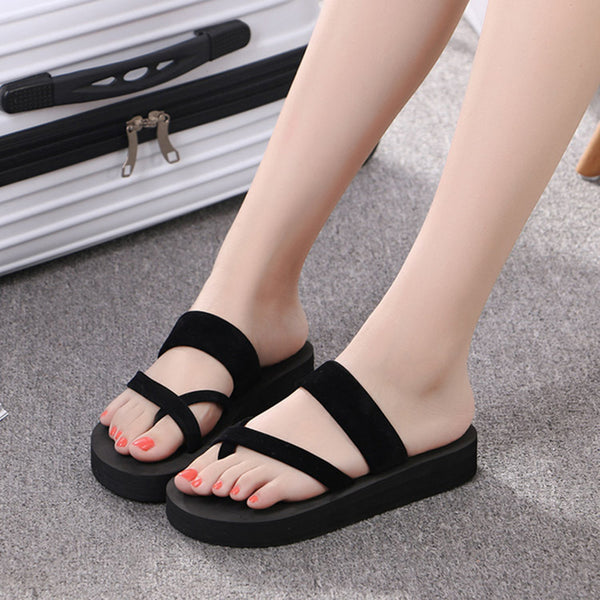 Comfy FlipFlops Women Slip On House Slippers