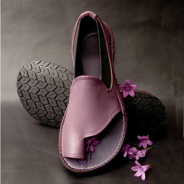Flat Heel Summer Shoes