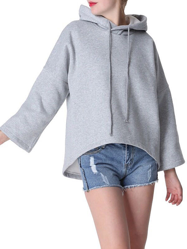 6 Colors Sweet & Cute Winter Warmest Hoodies For Women