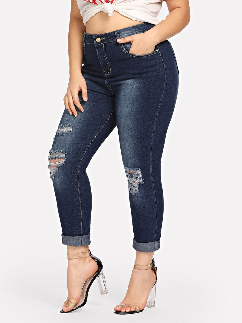 How To Find The Perfect Plus Size Jean