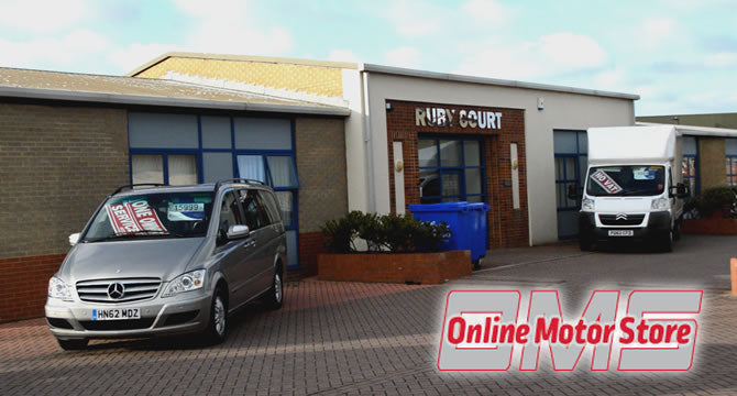 Online Motor Store HeadQuarters Newcastle