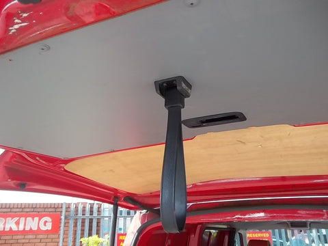Transporter T5 / T6 - rear pull strap for tailgate