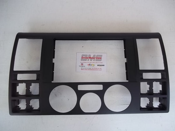 TRANSPORTER T5 2003-2009 - DASH FASCIA TRIM CD RADIO SURROUND