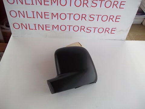 Transporter T5 + VW Caddy wing mirror kit - LEFT - PASSENGER SIDE - full kit and all parts seperately - Genuine VW items
