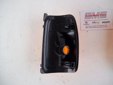 FORD TRANSIT MK8 2014-onwards - WING MIRROR INDICATOR INSERT SIDE REPEATER - AMBER - BOTH SIDES AVAILABLE