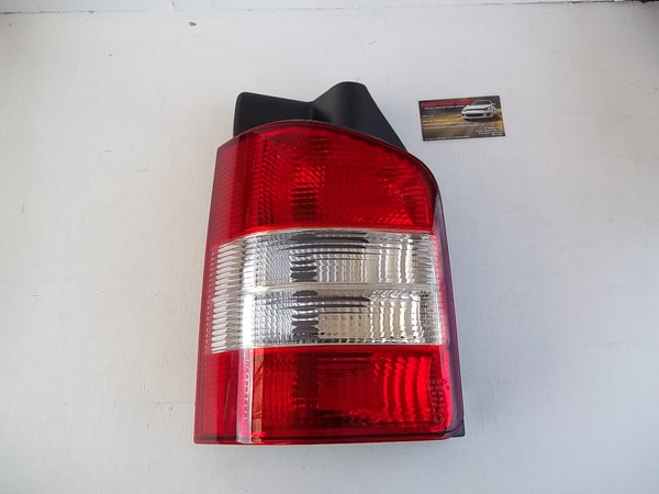 Transporter T5 + T5 GP - REAR LIGHT CLUSTER - CLEAR INDICATOR - TAILGATE (SINGLE REAR DOOR)