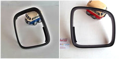 Transporter T5 / Caddy - wing mirror trim ring bezel - RHD