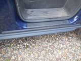 FORD TRANSIT MK8 2014+ - RUBBER SEAL SILL STRIPS - LEFT + RIGHT - FRONT DOORS - CHOICE