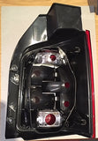Transporter T6 - REAR LIGHT CLUSTER - LENS ONLY - BARN DOOR - BOTH SIDES AVAILABLE