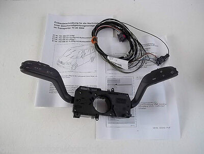 VOLKSWAGEN TRANSPORTER T5 03-15 - CRUISE CONTROL KIT - COMPLETE - GENUINE -  NEW