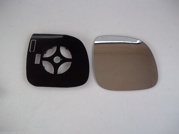 Amarok 2010+ - WING MIRROR GLASS + BACKING - BOTH SIDES AVAILABLE