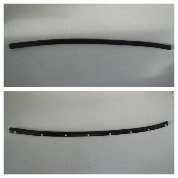 FORD TRANSIT CUSTOM 12+ RUBBER SEAL SILL STRIPS - LEFT + RIGHT - CHOICE - FRONT DOORS