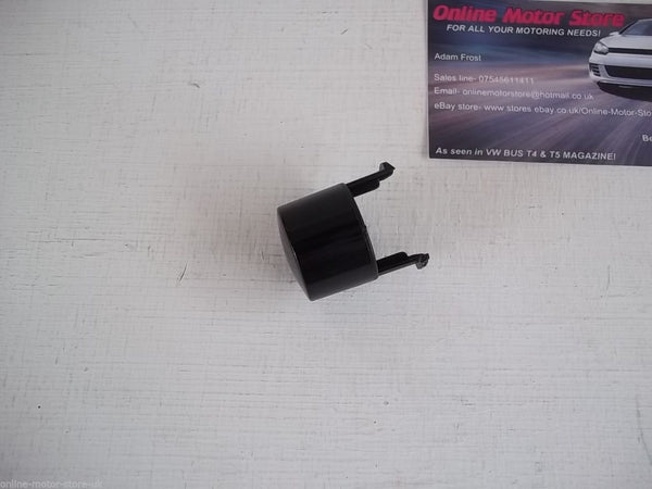 Transporter T5 - BLACK GLOSS HANDBRAKE BUTTON - GENUINE - NEW