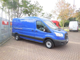 FORD TRANSIT MK8 2014+ REP LOCK HYKEE SECURITY ANTI PICK DOOR DEAD LOCK + BEZEL + GUIDE