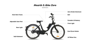 Electric Bike - Zero (Special Christmas Sale)