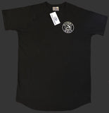Black Obsidian Military Gym Tee