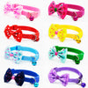 Cute Adjustable Polyester Dog Collars