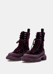 Bordeaux Gao High Boots