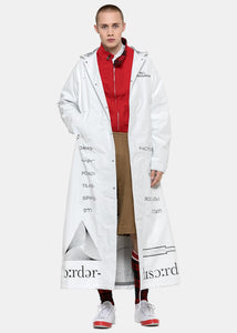 White 'HAL' Lab Coat
