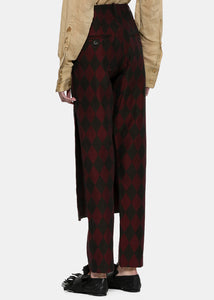 Red Diamond Pacho Pants