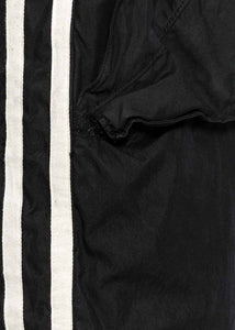 Black Tent & Flecce Lounge Pants
