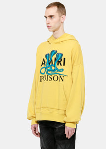 Yellow 'Poison' Hoodie