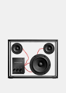 Transparent Speaker - Black