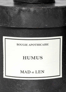 Bougie Apothicaire Humus