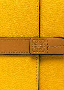 Yellow Small Vertical Wallet