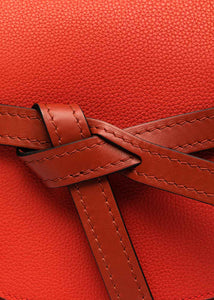 Red Small Gate Bag