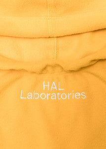 Yellow Lab Hood