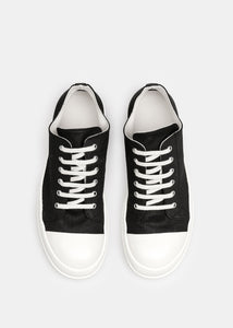 Black Scarpe Low Sneakers