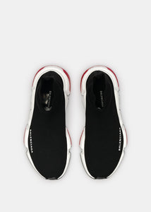 Black & Red Speed Trainers