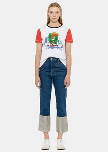 Tricolor Holiday T-Shirt