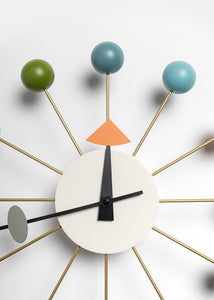 Multicolored Ball Clock
