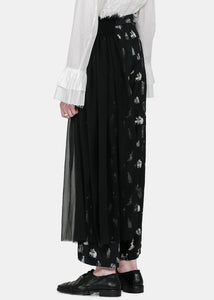 Black 'Georg' Pants