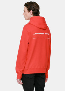 Red A Clockwork Orange Hoodie