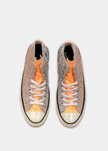 Pink Converse Edition Glitter Chuck 70 High Sneakers
