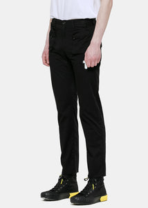 Black Zoruge 1 Pants