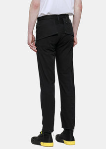 Black Zoruge 2 Pants