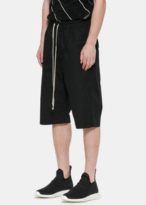 Black Astaire Pod Shorts
