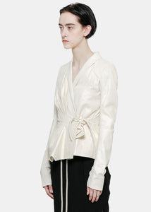 White Tungster Jacket